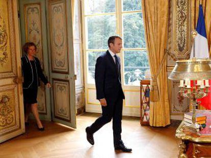 Bajar impuestos e impulsar la formación profesional son prioridades del presidente para afianzar la recuperación