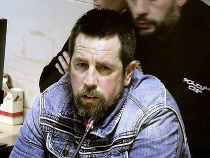 José Enrique Abuín Gey, alias 'El Chicle', el último día de juicio. En vídeo, las claves del 'caso Diana Quer'.
