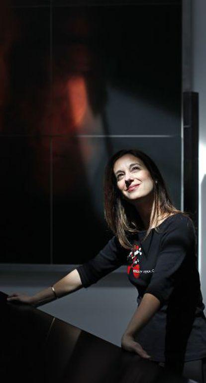 Virginia Castello tiene una asociacion sin animo de lucro que se dedica a montar saraos en hospitales