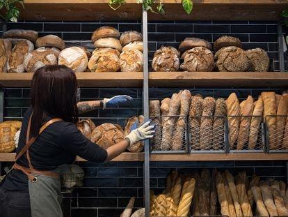 Panadería de Levaduramadre en el norte de Madrid.