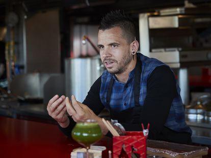 El cocinero David Muñoz.