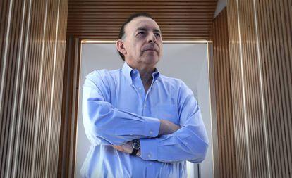 El economista Augusto López-Claros en Madrid en mayo de 2019.