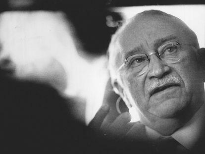 Sir Ludwig Guttmann, el 28 marzo de 1972.