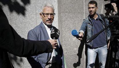 El juez Santiago Vidal.