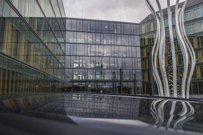 Sede de Price Waterhouse Coopers en Luxemburgo.