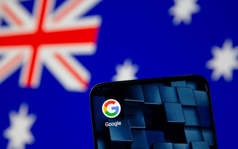 Alternatives to Google exist, such as Duck Duck Go, Baidu and the aforementioned Bing, from Microsoft.  REUTERS / Dado Ruvic / Illustration / File Photo
