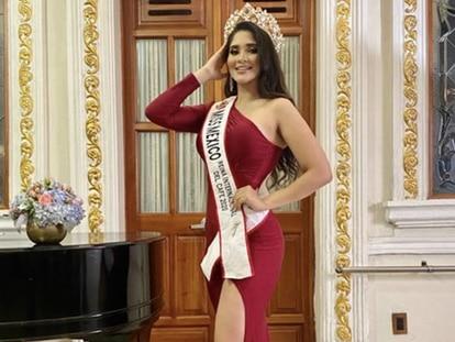 Imagen de agosto 2020 publicada en el instagram de Laura Mojica Romero, quien fue coronada 'Miss Oaxaca 2018'
