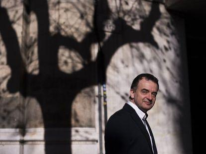 El exconsejero de Acción Exterior de la Generalitat Alfred Bosch en una imagen de archivo.