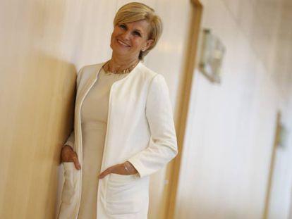 María Neira, en Madrid en 2016.