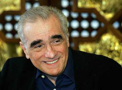 El director de cine estadounidense Martin Scorsese.