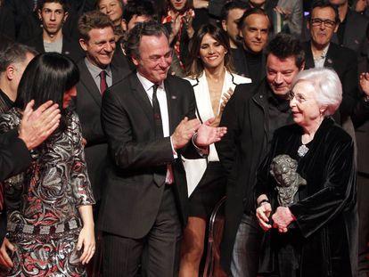 La lucha por la igualdad en los Goya, en imágenes