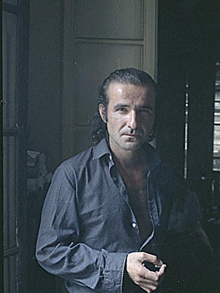 Luis Claramunt, en Sevilla en 1985.