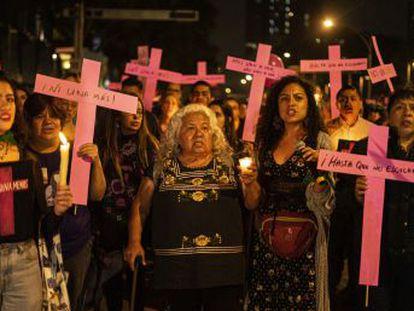 Alejandro Gertz Manero expuso al partido del Gobierno las dificultades jurídicas de determinar el machismo como móvil del crimen