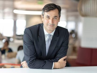 Giles Moëc, economista jefe de AXA