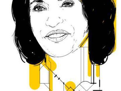 Adriana Ozores, vista por Setanta.