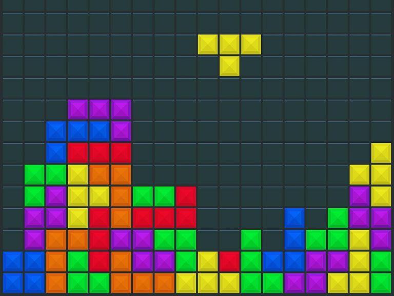 Juego del Tetris.