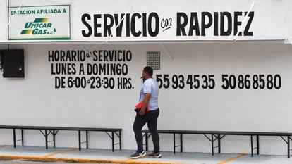 En la Ciudad de México y el Estado de México inician un paro de al menos 8 mil pipas distribuidoras de Gas LP