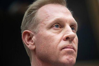 El exministro de Defensa en funciones de EE UU, Patrick Shanahan.