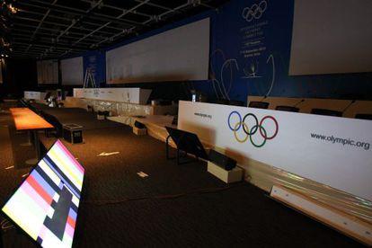 La sede donde se celebrará la 125 sesión del COI en Buenos Aires.