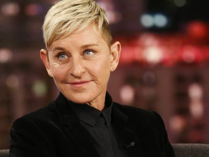 Ellen DeGeneres, en diciembre de 2018.