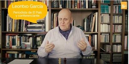 Leontxo García narra 'Cuentos de ajedrez'.