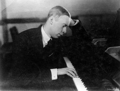 Serguei Prokofiev.