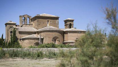 Monasterio de Vilanueva de Sijena.