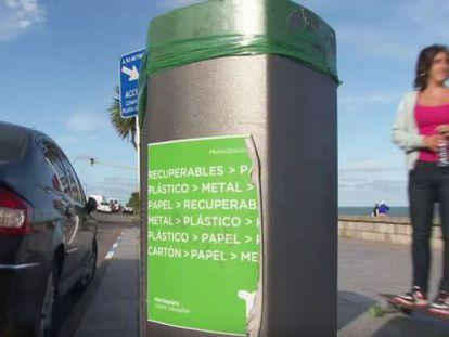 Mar del Plata, Argentina, se suma al reciclaje