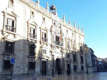 Real Chancillería de Granada, Sede de la Audiencia Provincial y el TSJA.