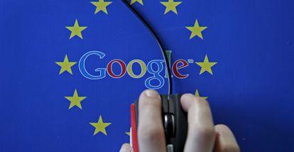 Google está acusada de trato preferencial a su servicio comparador de precios en Europa.