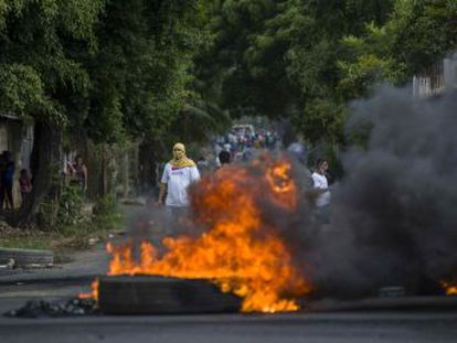 Ortega anuncia la retirada de la reforma de la Seguridad Social que ha provocado una treintena de muertos en los choques con el las autoridades