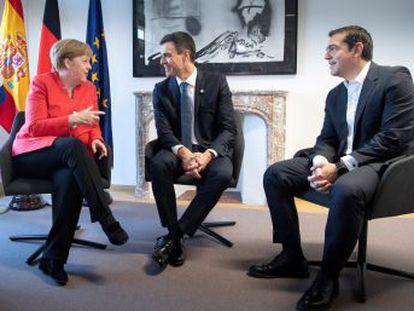 Los Estados miembros pactan la creación voluntaria de centros controlados para refugiados e inmigrantes