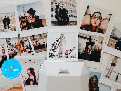 Elegimos y probamos las mejores impresoras fotográficas de bolsillo disponibles en Amazon.