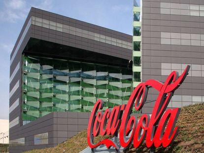 Oficinas de Coca-Cola en Madrid.