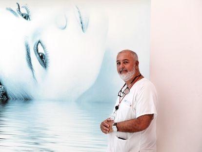 Óscar Martínez, ginecólogo del Hospital Puerta de Hierro (Majadahonda).