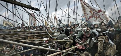 Una de las imágenes de 'Los Tercios'.