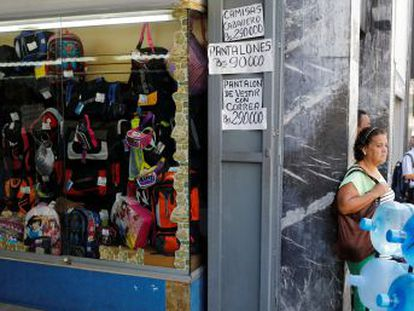 Los precios cambian en horas en los establecimientos, mientras los ciudadanos reducen el consumo