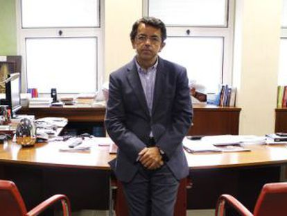 Pablo Carrasco, director general de la RTVA.