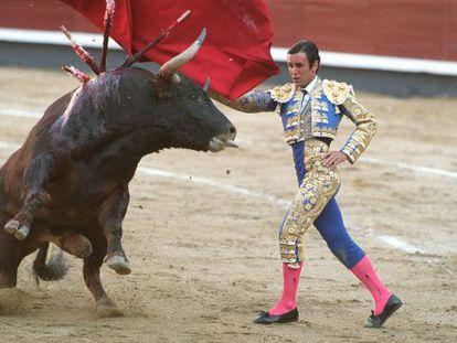 Joselito, en la Feria de San Isidro de 2003.