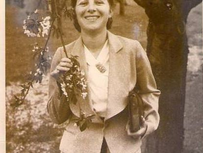 Encarnación Cabré, en una imagen de archivo.