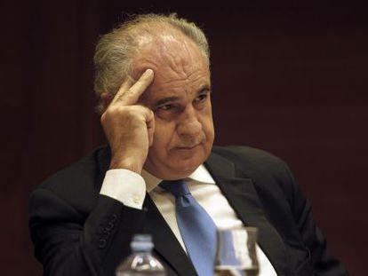 El exconsejero valenciano Rafael Blasco en una imagen de archivo.