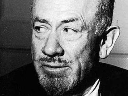 John Steinbeck, en una imagen de 1965.