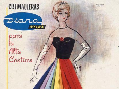 Cartel de la colección de  Carlos Velasco.