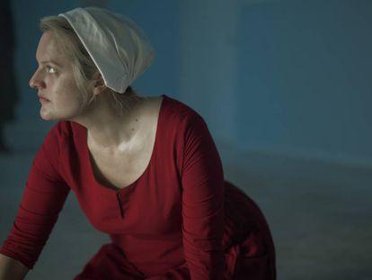 Avance de la tercera temporada de 'El cuento de la criada'.
