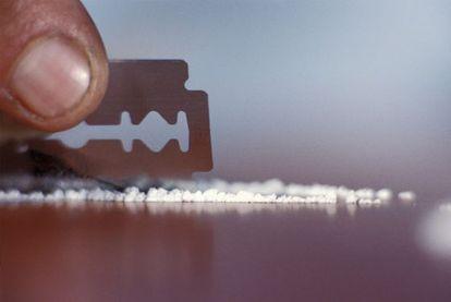 Cerca del 95% de la cocaína se vende adulterada.