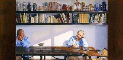 Carmen Balcells, 1994, de Gonzalo Goytisolo.