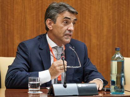 Victorino Martín, presidente de la Fundación del Toro de Lidia.