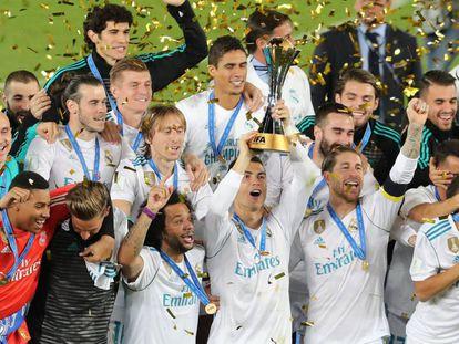 El Real Madrid campeón del Mundialito de Clubes