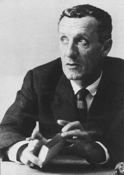 El filósofo Maurice Merleau-Ponty.