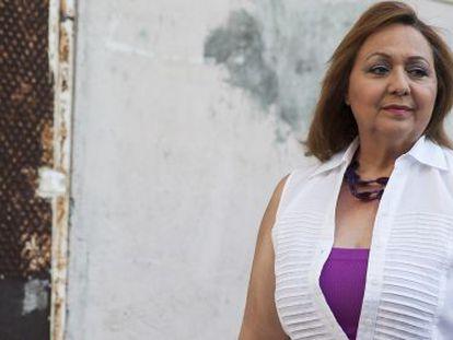 Doris Sánchez, la mujer que denunció al gobierno municipal de Santiago